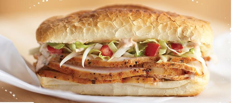 foster farms turkey sandwich