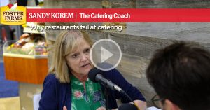 Catering Coach: Why restaurants struggle with catering