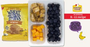 Meal kit idea:  Protein power pack